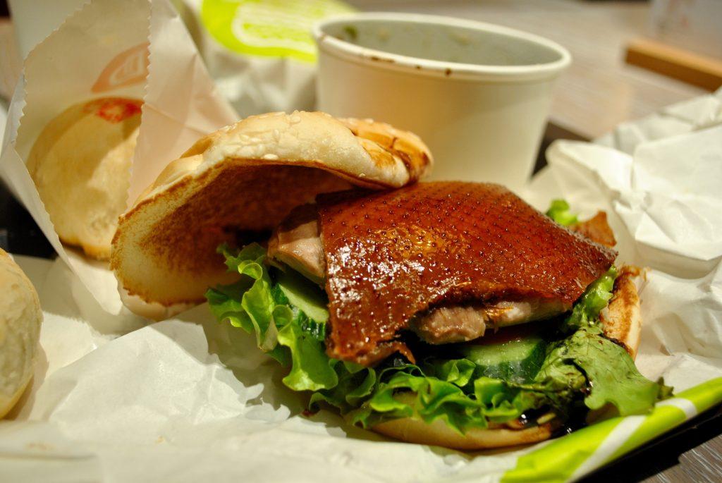 Duck Burger